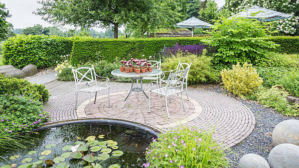 Pflastern Tipps Ideen Fur Terrasse Und Garten Raab Karcher
