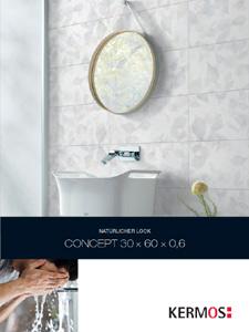 KERMOS Concept 30 × 60 × 0,6