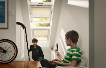 Raab Karcher Bauelemente VELUX INTEGRA® Elektro- oder Solarfenster