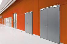 Funktionstüren - Einbruchshemmende Türen