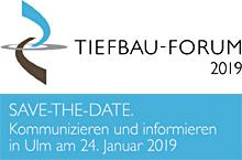 Tiefbau-Forum 2019 in Ulm