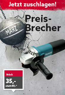 Makita Winkelschleifer 125 mm 9558NBRZ