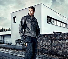 Herbst/Winter 2017 Workwear-Kollektion von Raab Karcher