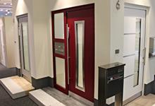 Raab Karcher Frankfurt Türen Ausstellung