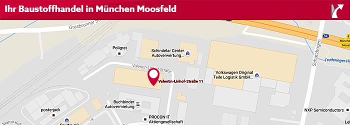 Raab Karcher München Moosfeld - Ihr Weg zu uns!