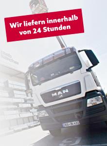 Raab Karcher Logistikversprechen - Wir liefern innerhalb von 24 Stunden!