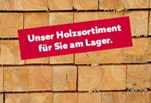 Holzsortiment