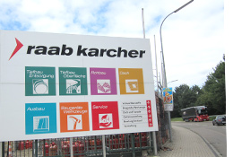 Baustoffhandel Karlsruhe ihr baustoffhandel in karlsruhe standorte raab karcher