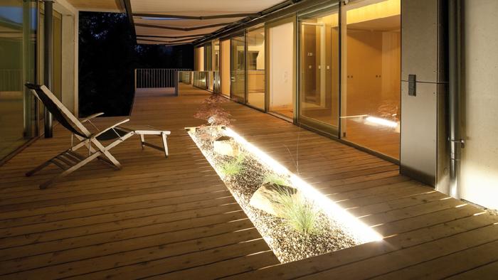 Terrassendielen aus Holz in guter Qualität - Raab Karcher