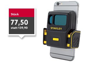 Stanley Smart Measure Pro bei Raab Karcher Zwickau