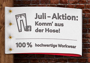 Workwear-Aktion